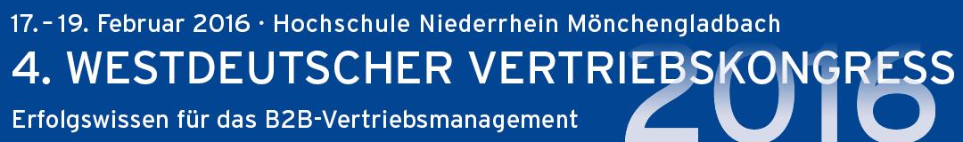 4. Westdeutscher Vertriebskongress