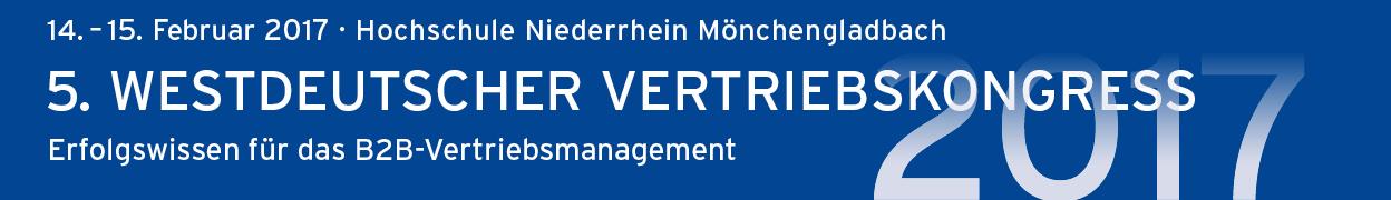 5. Westdeutscher Vertriebskongress